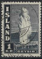 Iceland Island 1945 (Jan. 1947). Mi 239E Perf 11 1/2, Used O - Usati