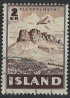 Iceland Island 1947. Mi 245, Used - Usati