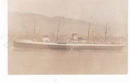 BATEAU PAQUEBOT CALIFORNIA - Passagiersschepen