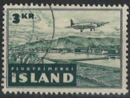 Iceland Island 1947. Mi 246, Used O - Usati