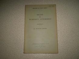 Militaria,Forces Armées,traité De Technique Automobile 8, Le Moteur Diésel. 1955 - Frans