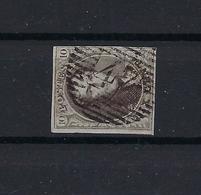 N°10A GESTEMPELD P47 Gembloux MET 4 MARGES COB € 12,00 + COBA € 5,00 SUPERBE - 1858-1862 Medallions (9/12)