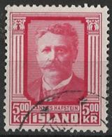 Iceland Island 1954. Mi 132, MNH - Usati