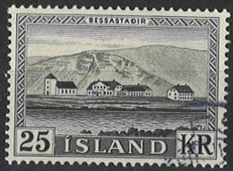 Iceland Island 1957. Mi 319,used O - Usati