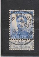 COB 125 Oblitération Centrale BRUXELLES 9G - 1912 Pellens