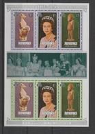 Aitukaki 1978 Reine Elisabeth BF 23 ** MNH - Aitutaki