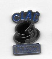 Pin' S  FRANCE  TELECOM  CLAC - Telecom De Francia
