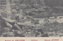 Ruines De DELPHES - Greece