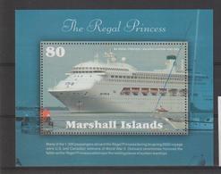 Marshall 2002 Bateaux BF 53 ** MNH - Marshall