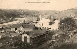 CPA Saint Brieuc Le Légué Bassin à Flot - Saint-Brieuc
