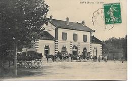 ERVY - La Gare - Ervy-le-Chatel