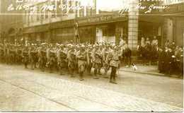 1918 7° GENIE ENTREE DES TROUPES - 1914-18