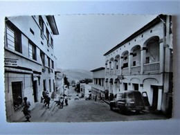 CONGO BELGE - MATADI - Rue De La Poste - Congo Belga - Otros