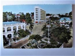CONGO BELGE - MATADI - Bâtiment De L'Administration Du Territoire - Congo Belga - Otros