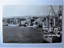 CONGO BELGE - MATADI - Navires à Quai - Congo Belge - Autres