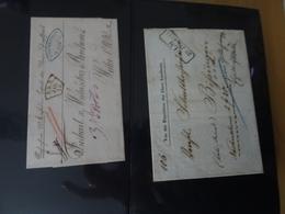Sammlung Mit 95 Vorphila Briefen Deutschland (12820) - Deutschland