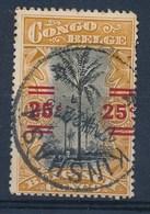 """BELGISCH-KONGO - OBP Nr 88 - Cachet """"KINSHASA"""" - (ref. 79) - Congo Belge"""