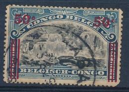 """BELGISCH-KONGO - OBP Nr 90 - Cachet """"ABA"""" - (ref. 81) - Congo Belge"""