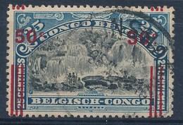 """BELGISCH-KONGO - OBP Nr 90 - Cachet """"KINSHASA"""" - (ref. 82) - Congo Belge"""