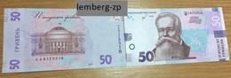Ukraine - 50 Hryven 2019 Smoliy UNC Lemberg-Zp - Ucraina