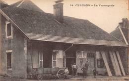 Cernans Canton Salins Fromagerie - Francia