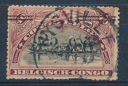 """BELGISCH-KONGO - OBP Nr 97 - Cachet """"THYSVILLE"""" - (ref. 85) - Congo Belge"""