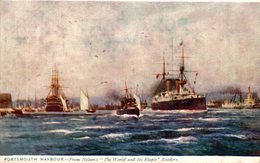 Portsmouth Harbour - Guerra