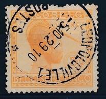 """BELGISCH-KONGO - OBP Nr 106 - Cachet """"LEOPOLDVILLE - POSTES"""" - (ref. 87) - Congo Belge"""
