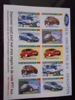 FORD AUTOADHESIFS 2001   ** - Cars