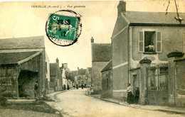 VERVILLE  =  Vue Générale   1224 - Other Municipalities