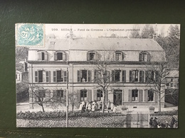SEDAN-Fond De Givonne-l'orphelinat Protestant- - Sedan