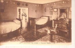 60 - Creil (oise) - Château De Creil - Chambre Empire - Creil