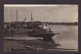 CPA Dahomey Afrique Noire Cotonou Carte Photo RPPC Circulé Voir Scan Du Dos Niger - Dahomey