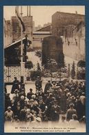 PARIS  XIe - Monument élevé à La Mémoire Des Engagés Volontaires Israëlites - Distretto: 11