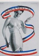 Carte Publicitaire Lingerie SCANDALE - Fine Nudes (adults < 1960)