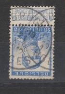 COB 125 Oblitération Centrale BRUGGE 1D - 1912 Pellens