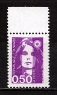 France N° 2619d**, Variété Au Plumet, Bdf, Superbe - Variétés: 1990-99 Neufs