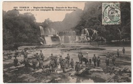 CPA - TONKIN - Région De Caobang : Tirailleurs Tonkinois (1914) - Vietnam