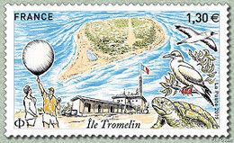 2019 ILE TROMELIN - France