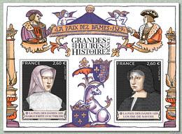2019 BLOC HISTOIRE - Frankreich
