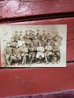 Photo Militaire 155e D Infanterie Commercy, St Brieuc , Vauquois, Champagne, 1915, Noms Des Officiers Au Dos - War, Military