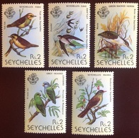 Seychelles 1979 Birds MNH - Vogels