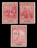 Portuguese Timor Year 1925 Postal Tax Stamp. MNH - Timor