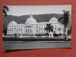 RPPC Haiti  Palais National  Ref 3781 - Haiti