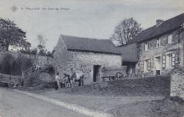 Fallais Un Coin Du Village Circulée En 1910 Ed. S.B.P. - Braives