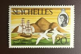 Seychelles 1970 Fairy Terns Birds MNH - Birds