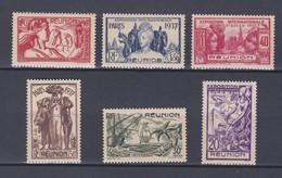 EXPO 1937 REUNION  NEUF** - Réunion (1852-1975)