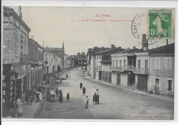 L'Isle Jourdain-Boulevard Carnot - France