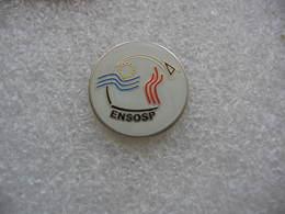 Pin's De L'ENSOSP (Ecole Nationale Supérieure Des Officiers De Sapeurs-Pompiers) - Pompiers