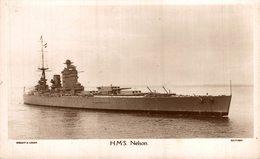H.M.S NELSON - Guerra